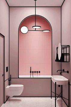 bathroom 2021 – Szukaj wGoogle Bathroom Interior Design, Interior Decorating, Interior Modern, Interior Livingroom, Decorating Tips, Interior Designing, Luxury Interior, Kitchen Interior, Interior Ideas