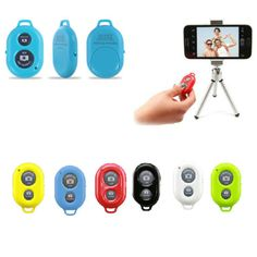 Wireless-Bluetooth-Remote-Self-Timer-Camera-Shutter-For-Android-Phone-Iphone-all