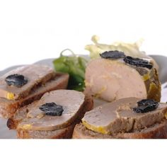 Foie gras with truffles 3%
