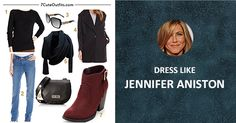 jennifer aniston clothes style - Google Search