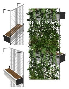 Exceptional Roofing Garden Minimalista Ideas is part of Green facade - All Time Best Roofing Garden Minimalista Ideas Exceptional Roofing Garden Minimalista Ideas Green Architecture, Landscape Architecture, Landscape Design, Garden Design, Bamboo Roof, Green Facade, Green Corridor, Facade Design, Roof Design