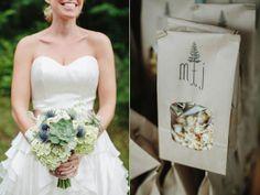 Woodsy Hudson Valley Wedding