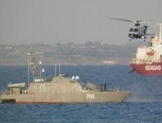 Kıbrısta arama kurtarma tatbikatı