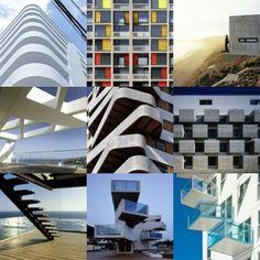 New Pinterest board:  balconies