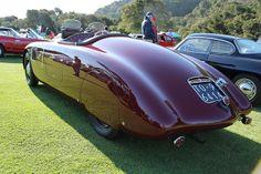 Lancia Aprilia Sport Zagato Scuderia Ambrosiana 1938