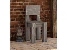 Rustikální masivní křeslo Country 22 Outdoor Chairs, Outdoor Furniture, Outdoor Decor, Firewood, Country, Stool, Home Decor, Woodburning, Decoration Home
