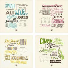 typography. illustration. design.