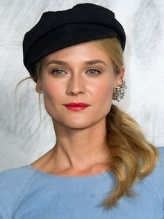 The Beret Brigade. 30+ ways to wear it. www.jnsq.com  #dianekruger in a #chanel beret
