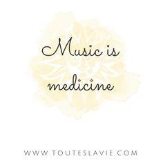 Elke dag een nieuwe quote op Toutes La Vie om je te inspireren.