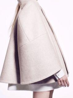 Fashion + Interiors: Winter White via www.formandfolly.com