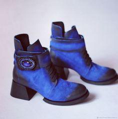 88ae5a3fb Купить Ботинки ручной работы в интернет магазине на Ярмарке Мастеров