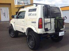 Extreme Jimny's - 4x4 Community Forum Suzuki Jimny, Mini Trucks, 4x4 Trucks, Jimny 4x4, Grand Vitara, Expedition Vehicle, Off Road, Super Cars, Samurai