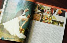 Ottawa Wedding Magazine feature, Real Weddings (by MSP) Ottawa, Real Weddings, Magazine, Gallery, Cover, Photography, Fotografie, Roof Rack, Photography Business