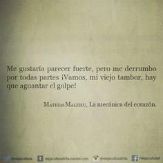 "viejaculturafrita:  """"La mecánica del corazón"" - Mathias Malzieu.  """