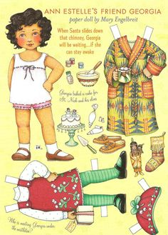 Miss Missy Paper Dolls: Mary Englebreit