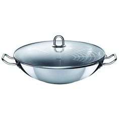 Wok Shintau 7L - SILIT - DECO Salon #wok #pan #kitchenaccessories #cooking #forhome #giftidea