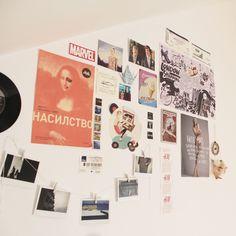 i updated one of my walls! - vincent van bro