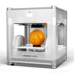 CubeX-Duo 3D Printer - Only £2,400!!      The CubeX™ Duo 3D Printer (EU) is the ultimate desktop 3D printer, combining the largest print volume in its class with professional printability and triple-color capability. Offering an intuitive 3D printing experience and the ability to print in sizes as large as a basketball, the CubeX is perfect for tech enthusiasts, serious hobbyists, educators, and entrepreneurs.  Features:• The ultimate desktop 3D printer• The largest ...