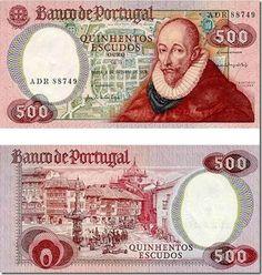 500 escudos francisco sanches santa nostalgia