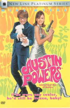 "Austin Powers for ""mindless entertainment"" Unless you smoke pot, then it is very entertaining."