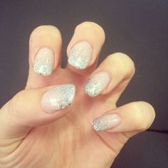 Wedding nails by Dollhouse Nails and Beauty Palmerston North, New Zealand