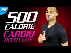 35 Min. Active Cardio Recovery 03 | 500 Calorie HIIT MAX Day 26 - YouTube