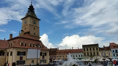 """Casa sfatului"", headquarter of ""History Museum"" of Brasov city, Transylvania, Romania.  It is located in the main square of Brasov, called ""Piata sfatului"" > #trivo, #museum, #brasov, #transilvania, #romania, #piatasfatului"