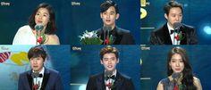 Vencedores do SBS Drama Award 2014