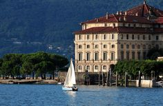 Ah Stresa Italy.  Would love to go back.  Low key and beautiful!