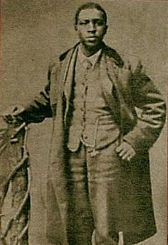 In 1875, Oliver Lewis became the first jockey to win the Kentucky Derby, America's longest continuous sporting event.