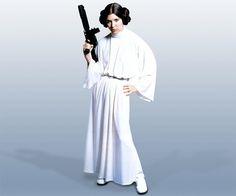 Il costume da Principessa Leila, un altro divertente costume di Star Wars da creare in casa con il fai da te