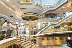 Monarch entrada Shopping Mall Interior, Atrium Design, Interior Balcony, Mall Design, Shopping Center, Commercial Interiors, Kid Spaces, Hotels And Resorts, Vintage Shops