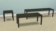 Veranka's TS4 Downloads | IKEA LACK Set Hey. I think that TS4 definitely...