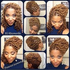 Beautiful Locs...