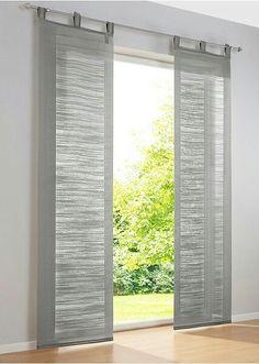 Patio Door Ideas Blinds Ideas For 2019 Glass Door Curtains, Home Curtains, Kids Curtains, Curtains With Blinds, Panel Curtains, Window Coverings, Window Treatments, Casa Top, Curtain Designs