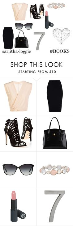 """""""The Count of Monte Cristo #7 ♥"""" by sariitha-loggie ❤ liked on Polyvore featuring Roland Mouret, Brian Atwood, Vivienne Westwood, Bulgari, Ippolita, CB2, outfits, books, AlejandroDumas and TheCountOfMonteCristo"""
