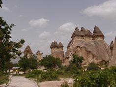 Kapadokya / Paşabağı