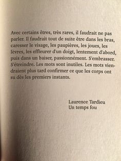 *from the novel I should have written IsaRtfulfairytale French Phrases, French Words, French Quotes, Quotes Español, Poetry Quotes, Book Quotes, Deep Texts, Quotes En Espanol, Positive Mind