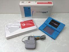 Console Nintendo DSi Bleu clair - Acheter vendre sur Référence Gaming