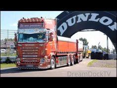 ▶ Scania R580 V8 La mia passione Ofner Transporte Mattersdorfer Nordic Trophy Trucking Festival - YouTube