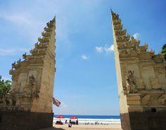 Bali - Legian Beach Gate