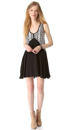 Free People Walk in the Park Dress