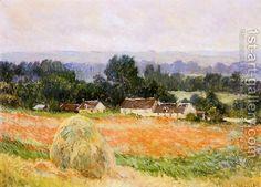 Claude Oscar Monet:A Haystack