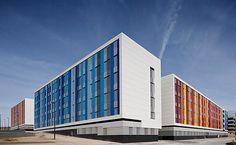 368 Viviendas de Protección Pública en Getafe por Voluar arquitectura