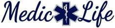 Medic Life with Star of Life Vinyl Decal Sticker Design A Vehicle Auto  by @Adella Sandoval for $6.00