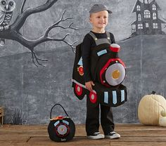 Train Costume | Pottery Barn Kids
