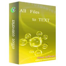 Office format Convert Word Excel PowerPoint To Text Converter