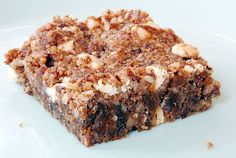 Apricot Power Bars on http://www.elanaspantry.com