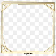 Vector gold frame PNG and Vector Glitter Frame, Rose Gold Frame, Design Floral, Motif Floral, Geometric Heart, Geometric Background, Photo Rose, Image Transparent, Vintage Borders