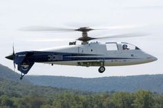 Hypersonic Helicopters